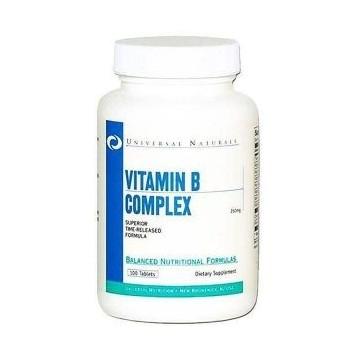 Vitamin B-COMPLEX - 100 tabs ( 50mg )