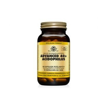 Advanced 40+ Acidophilus - 60vcaps PL