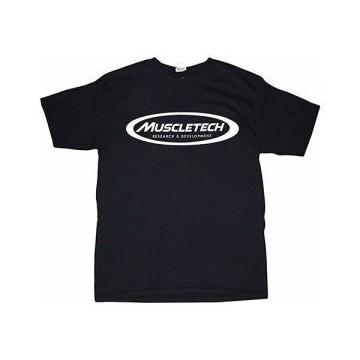 T-Shirt - MuscleTech - Black - S