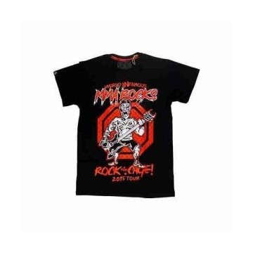 MMA ROCKS - T-Shirt - Rock The Gate - M