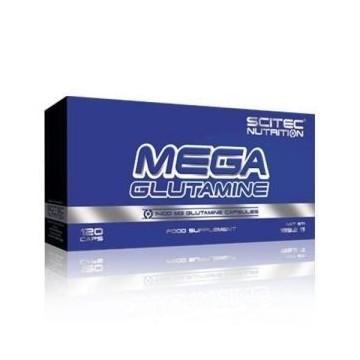 Mega Glutamine - 120caps.