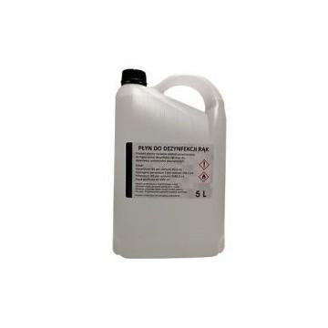 Płyn do dezynfekcji rąk i powierzchni - 5000ml