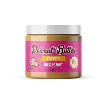 Peanut Butter 100% Peanut - 500g - Crunchy