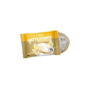 Battle Oats ProteinCookie - 60g - Lemon Drizzle
