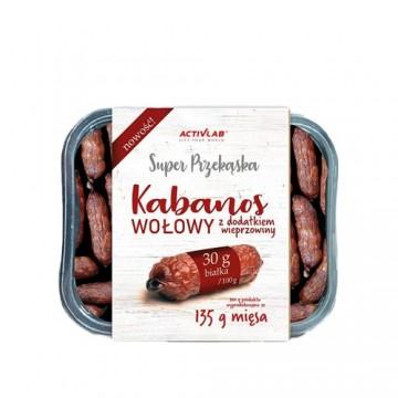 Beef and pork kabanos - 80g