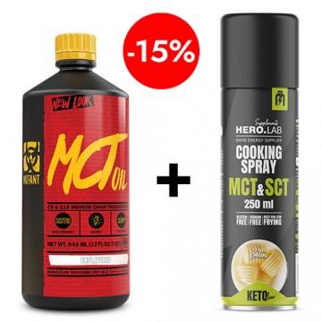 Core MCT Oil - 946ml. +...