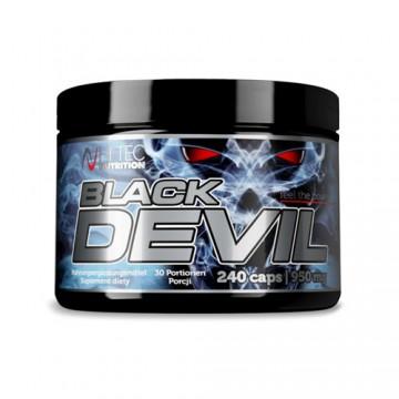 Black Devil - 240caps.