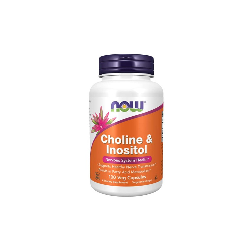 Choline and Inositol - 100vcaps