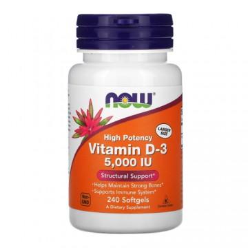 Vitamin D3-5000 IU - 240...