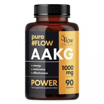 AAKG 1000mg PureFlow - 90caps.