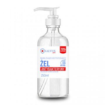 Pro antibacterial hand gel...