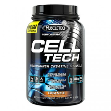 Cell Tech Performance...