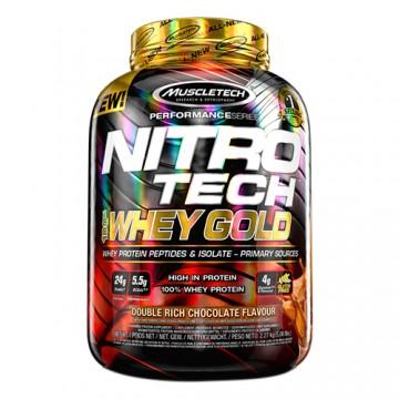 Nitro Tech 100% Whey Gold -...
