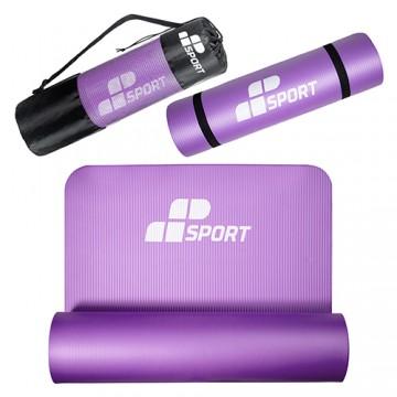 Fitness Yoga Mat NBR - Violet