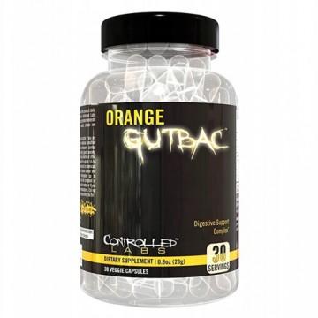 Orange Gutbac - 30vcaps.