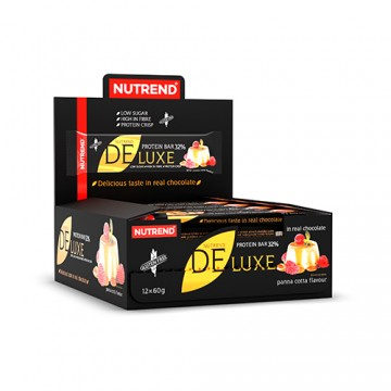 Deluxe Protein Bar - box...