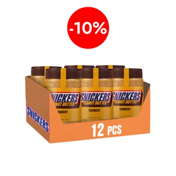 Snickers Peanut Butter -...