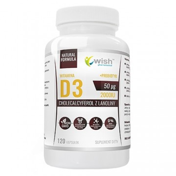 Vitamin D3 50mcg +...