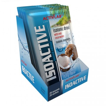 Iso Active - 20 x 31,5g -...