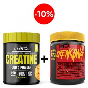 Creatine - 500g - Exotic...