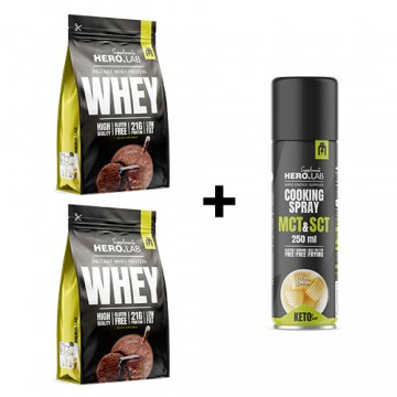 Instant Whey Protein - 750g...