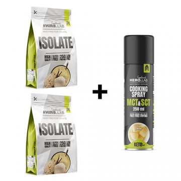 Whey Protein Isolate - 700g...
