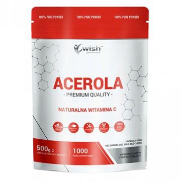 Acerola (Natural Vitamin C)...