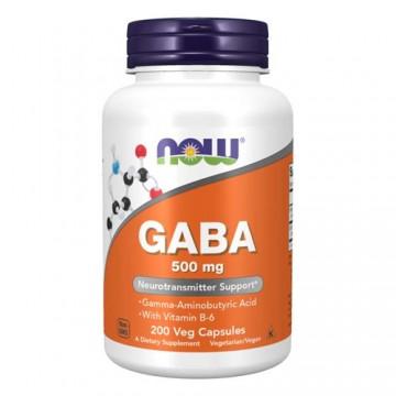 GABA 750mg - 200vcaps
