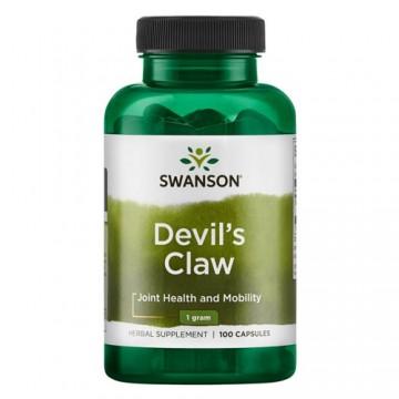 Devil's Claw 500mg - 100caps