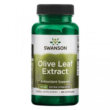 Olive Leaf Extract 750mg -...