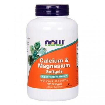 Calcium and Magnesium -...