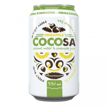 Cocosa - 330ml - Pineapple