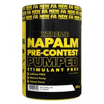 Napalm Pre-Contest Pumped...