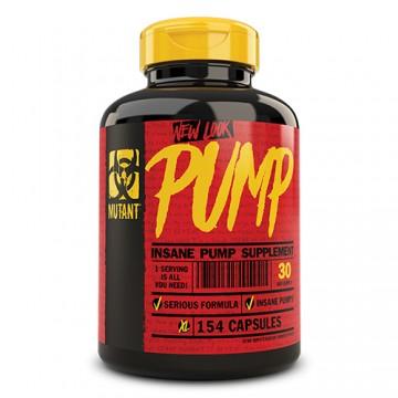 Mutant Pump - 154caps.