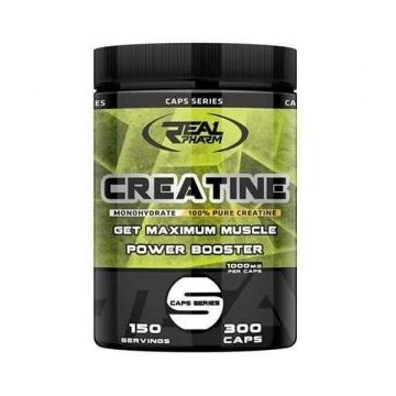 Creatine Monohydrate - 300caps.