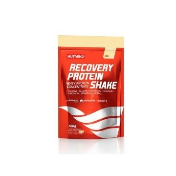 Recovery Protein Shake - 500g - Strawberry