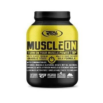 Muscle On - 2270g - Vanilla