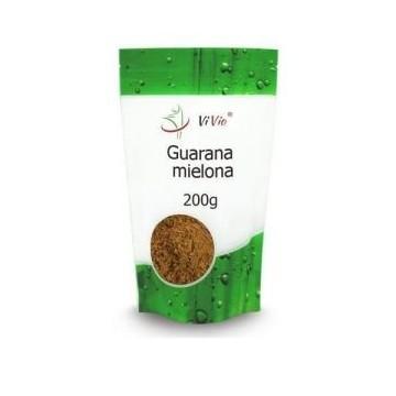 Sproszkowana Guarana - 200g (powdered Guarana)