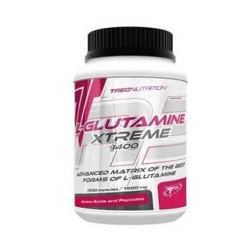 L-Glutamine Extreme - 400caps.