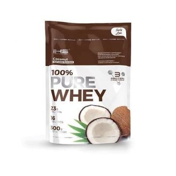 100% Pure Whey - 500g - Coconut