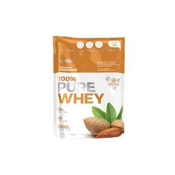 100% Pure Whey - 2000g - Almond 80% Protein