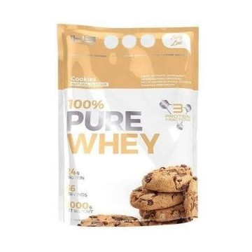 100% Pure Whey - 2000g - Cookies 80% Protein