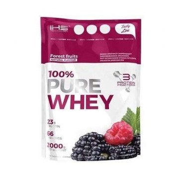 100% Pure Whey - 2000g - Forest Fruits