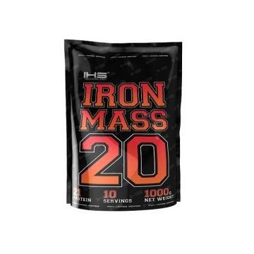 Iron Mass - 1000g - Milk Chocolate