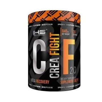 Crea Fight 2.0 - 840g - Orange