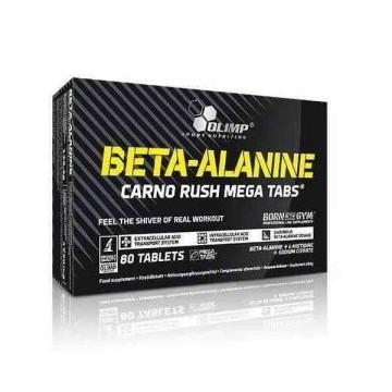 Beta Alanine Carno Rush MT - 80tabs.