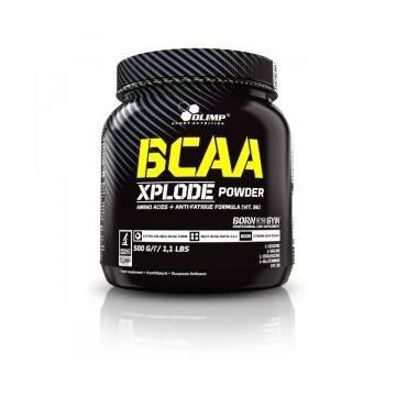 BCAA Xplode - 500g - Peach Ice Tea