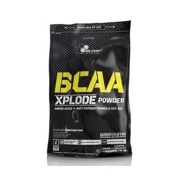 BCAA Xplode - 1000g - Strawberry