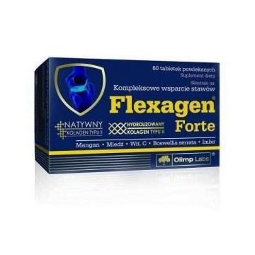 Flexagen Forte - 60tab (blistry)