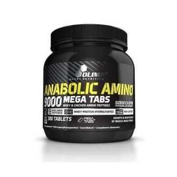 Anabolic Amino 9000 MT - 300tabs.